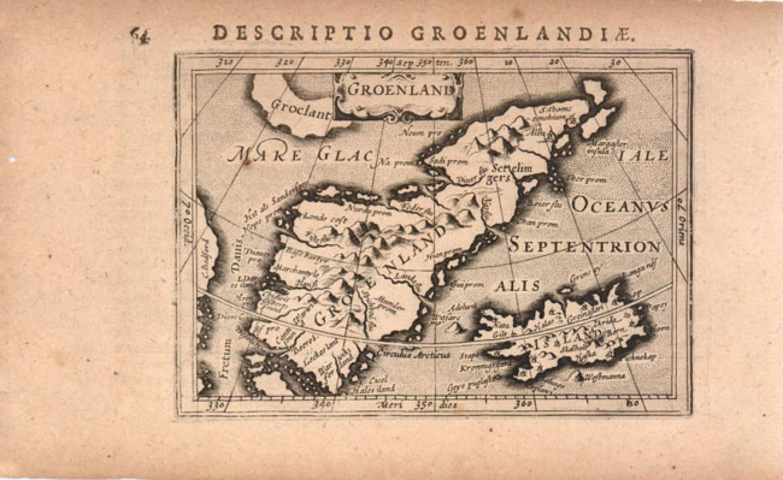 Bertius - Groenland