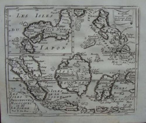 De Fer - Les Isles Philippines, Molucques