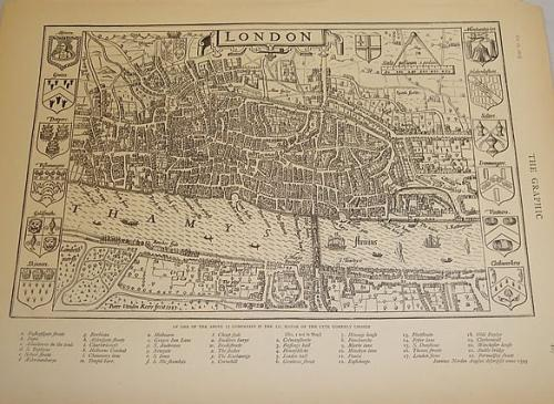 The Graphic - London in 1593