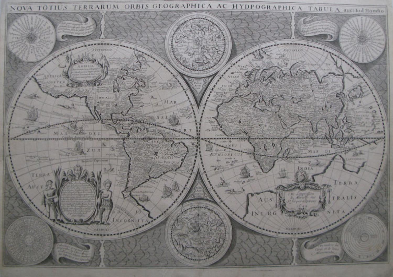 Hondius / Mariette - Nova Totius Terrarum (5)