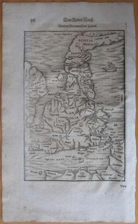 Munster - Britannischen Insula