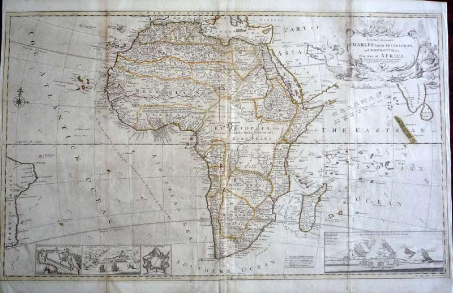 Moll - This Map of Africa