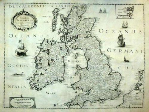 Mariette - Angliae Scotiae et Hiberniae.