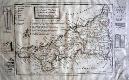 Moll - Cornwall