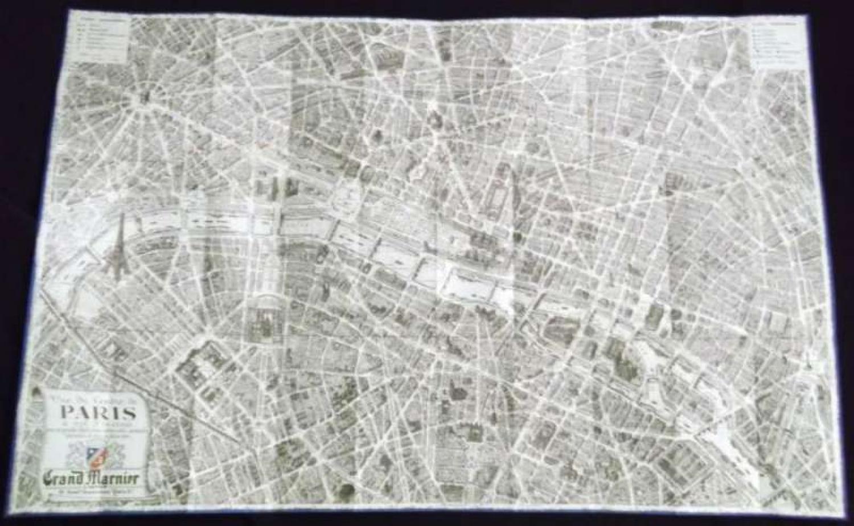 Blondel La Rougery - Vue du Centre de Paris