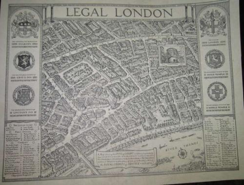 Spencer Hoffman - Legal London