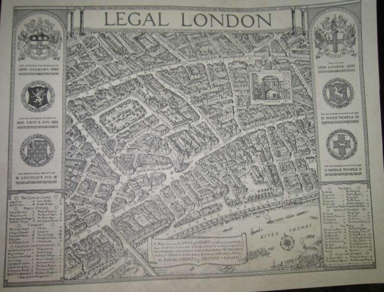 Spencer Hoffman - Legal London