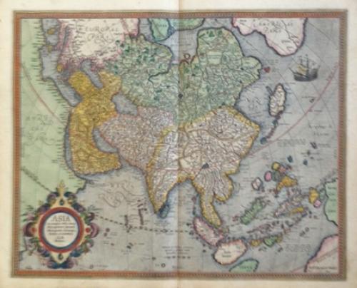 Mercator - Asia ex magna