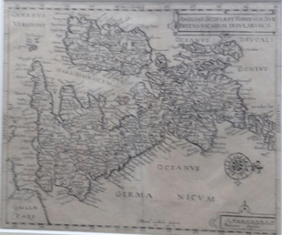 Custodius - Angliae, Scotiae et Hiberniae