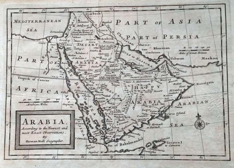 Moll - Arabia