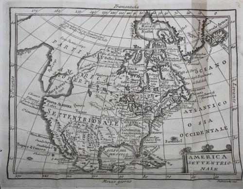 Buffier - America Settentrionale