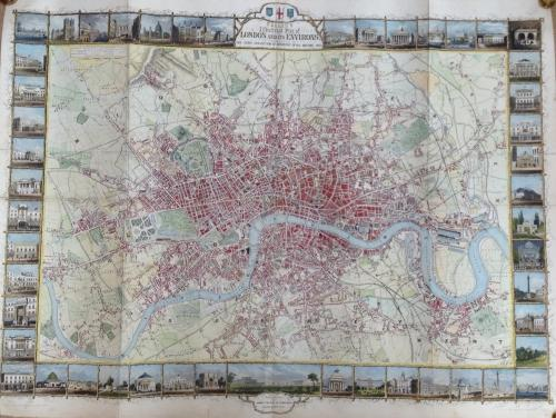Tallis - London and its environs