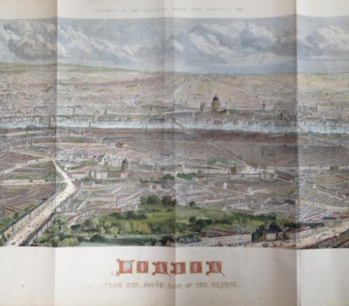 Illustrated London News - London south side