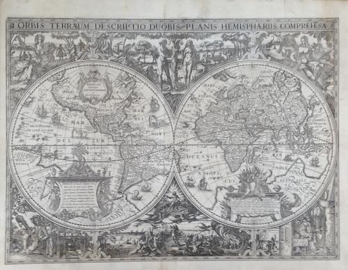 van Geelkercken - Orbis Terrarum Descriptio