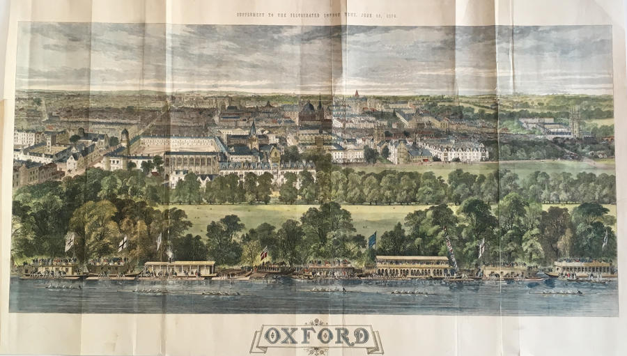 Illustrated London News - Oxford