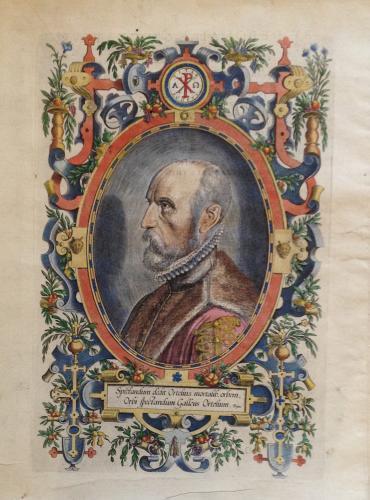 Ortelius portrait