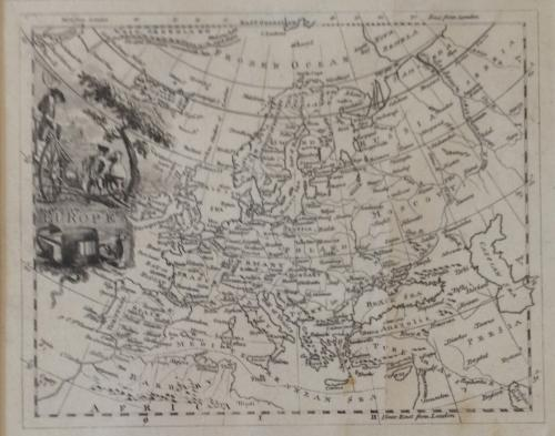 Anonymous mapmaker - Europe