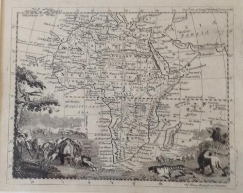 Anonymous mapmaker - Africa