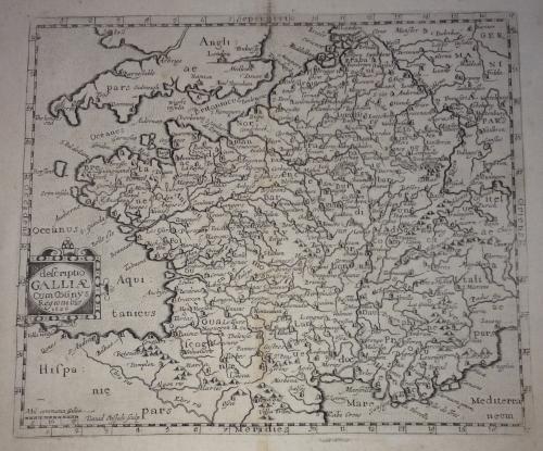 Custodius - Galliae