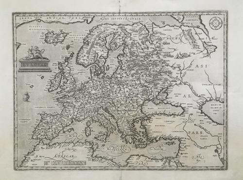 Ortelius - Europae