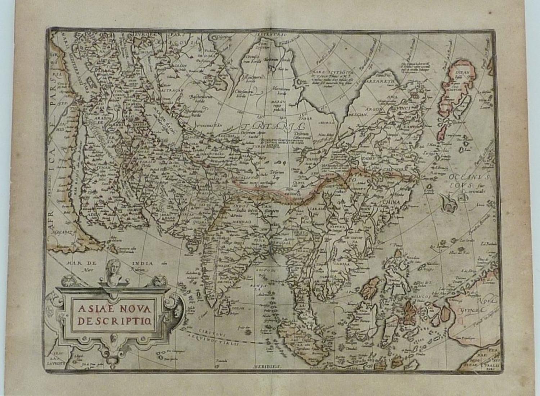 Ortelius - Asiae