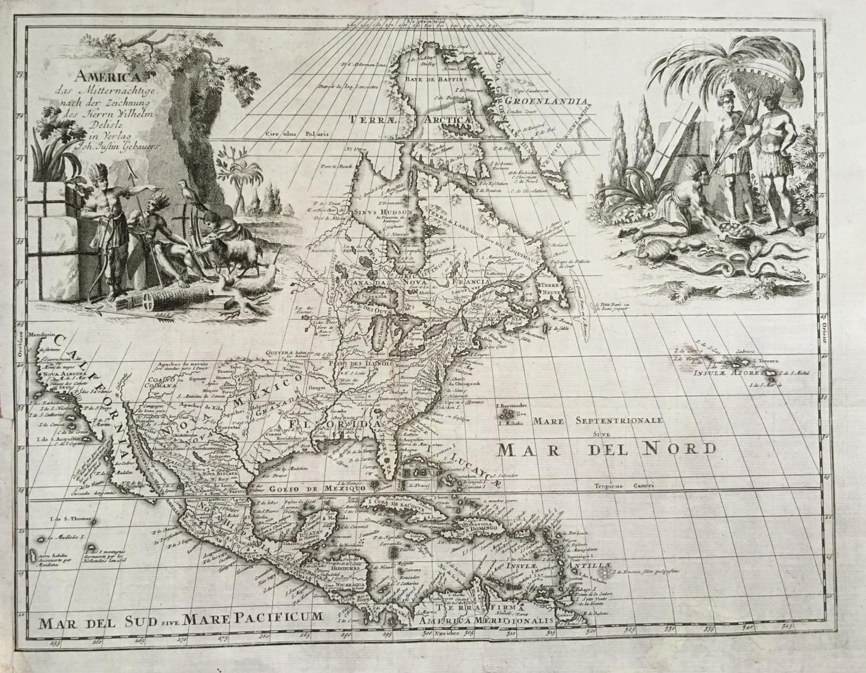 De L'Isle / Gebauer - America das Mitternäch