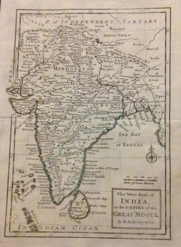 Moll - The West Part Of India
