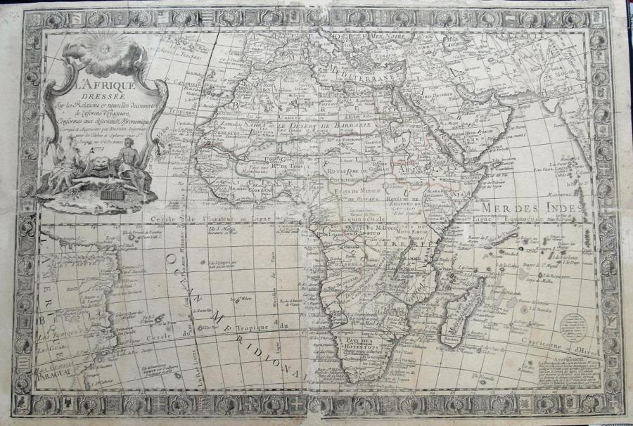 Desnos / Danet - L'Afrique