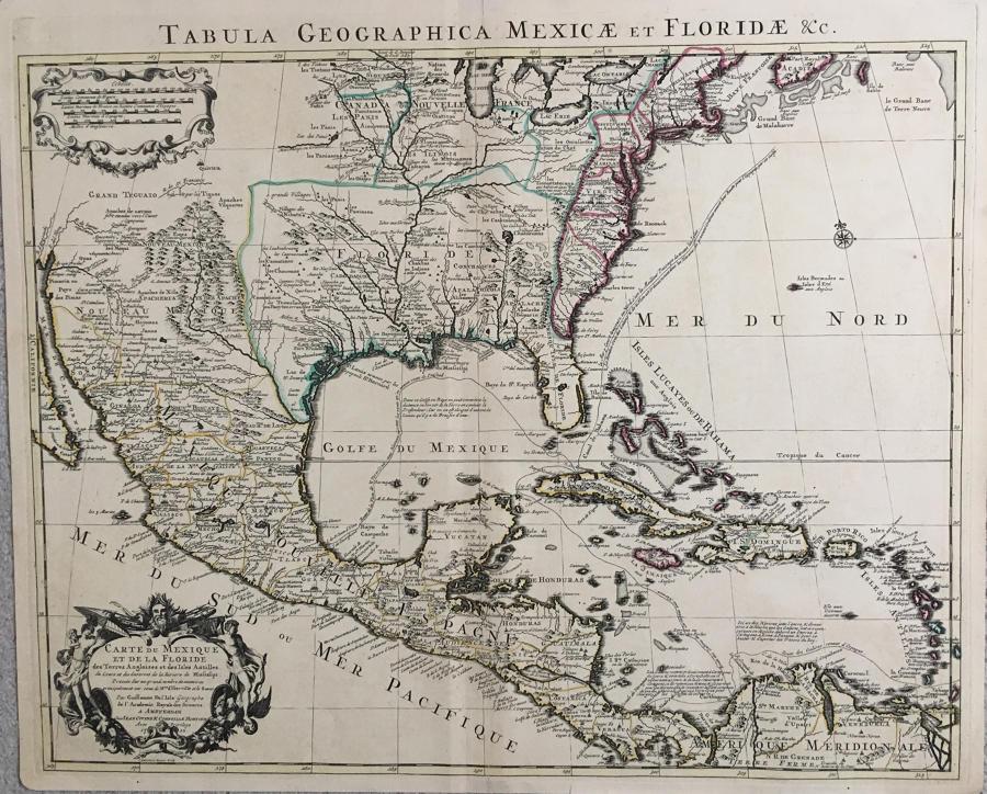 Covens & Mortier - Mexicae et Floridae