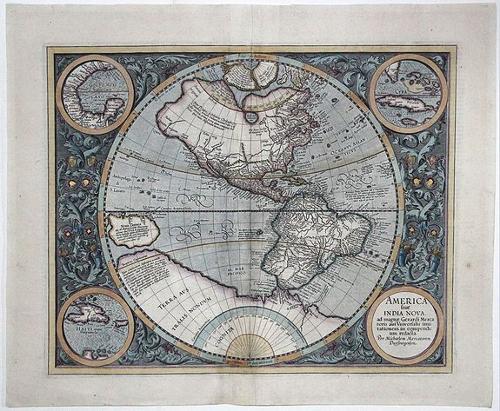 Mercator - America